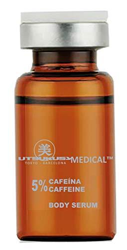 STERILES KOFFEIN BODY SERUM – BODY LIPOLYTIC für Microneedling mit einem Dermapen o. Dermaroller | Körper-Serum für professionelle Anwender 10 ml