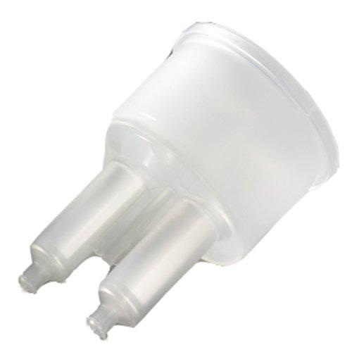 Millipore UFC701008 Zentrifugalfilter, regeneriert, Cellulose Centricon Plus-70, 10 kDa NMWL, 60 mm Durchmesser x 121 mm Länge, 19 cm² Membran (8 Stück)