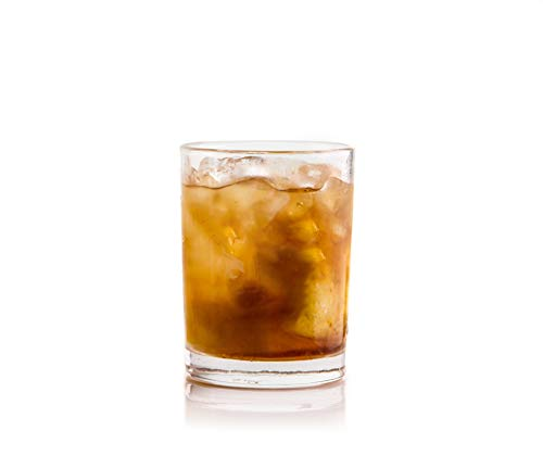 Duck House Whiskey Rocks Glass   Premium Glassware   Lead-Free   BPA-Free   12oz