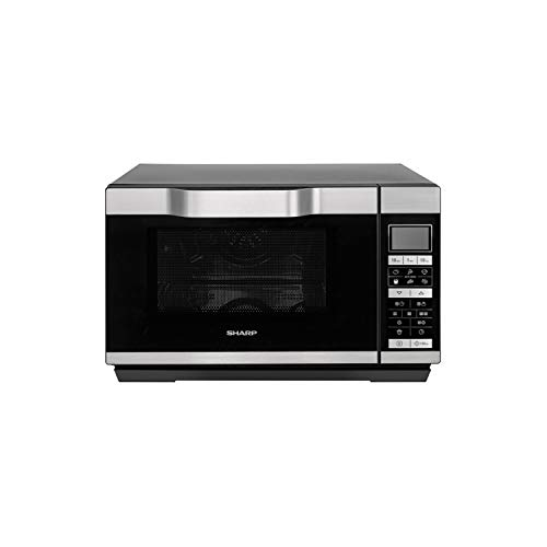 NEW Combination Flatbed Microwave Oven