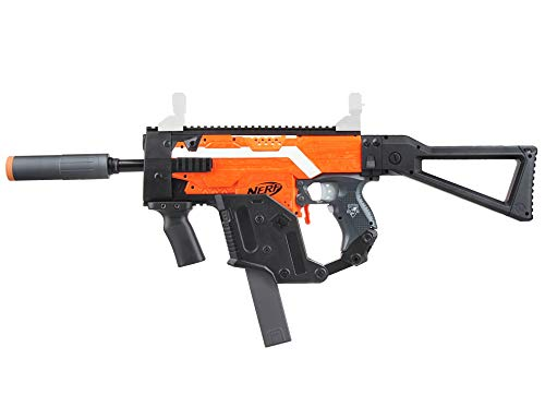 Skywin Modification Kits Compatible with Nerf Stryfe Blaster Toy - Easy to Use Compatible with Worker Nerf, Mod Kit That Adds Design to Your Toy Blasters (Kriss Vector)