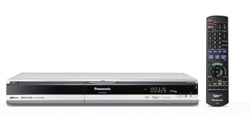 Panasonic DMR EH 685 EGS DVD- und Festplatten-Rekorder 320 GB (DivX-zertifiziert) silber