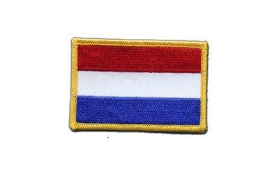 Aufnäher Patch Flagge Serbien & Montenegro - 8 x 6 cm