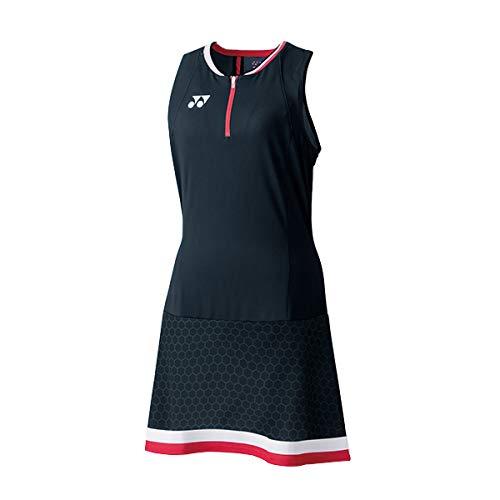 YONEX 20518 - Vestido de torneo para mujer, talla pequeña, color negro