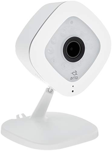 Arlo VMC3040S-100EUS Telecamera di Sicurezza Wi-Fi, Alimentata Via...