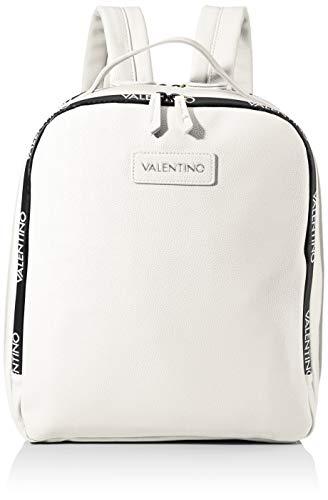 Mario Valentino Valentino by Damen Doxy Rucksackhandtasche, Weiß (Bianco), 13x35x30 cm