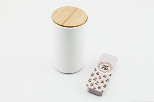 naissant ワンプッシュ オープン 綿棒 ケース & 携帯 綿棒 入れ セット