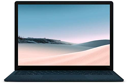 "Microsoft Surface Laptop 3 Intel Core i7-1065G7 Notebook 34,3 cm (13,5""), 16GB RAM, 256GB SSD, Win10 Pro, Kobaltblau"