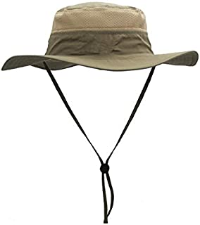 Croch Sun Hat for Men and Women UV Protection Breathable Fishing Hat for Hiking, Camping,Travel, Fishing 60CM