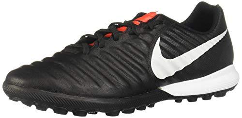Nike Lunar Legend 7 Pro TF, Zapatillas para Hombre, Multicolor (Black/Pure Platinum/Lt Crimson 001), 40 EU