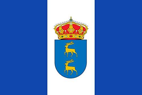magFlags Bandera Large Rectangular de Proporciones 2 3, formada por Tres Franjas Verticales Iguales   Bandera Paisaje   1.35m²   90x150cm