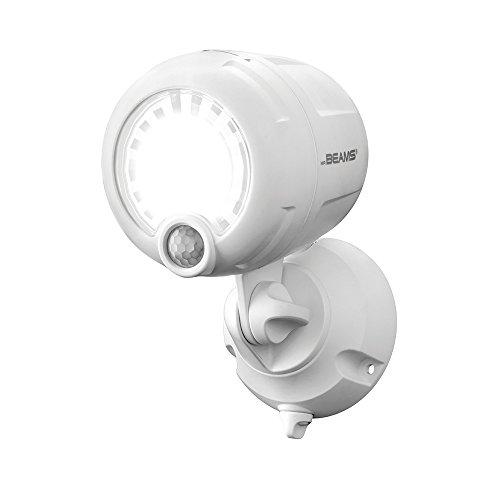 Mr Beams LED Scheinwerfer weiß mit Bewegungsmelder MB360XT