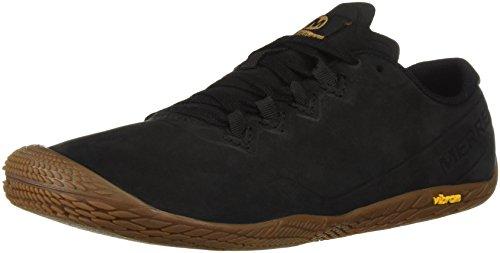 Merrell Damen Vapor Glove 3 Luna Leather Sneaker, Schwarz (Black Black), 37 EU