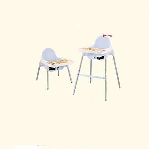 shixiaodan Bebé Silla de Comedor Mesa de Comedor para niños y bebés...