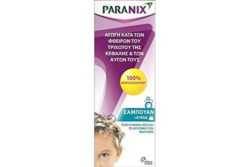 PARANIX Shampoo + Kamm 200ml