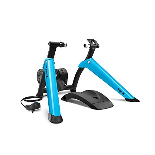 Tacx Boost - Rodillo bicicleta, Adultos Unisex, Azul y Negro