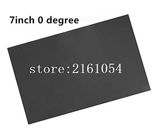 100sheet 7inch LCD LED Polarizer polarizing Film for Laptop Notebook Screen Repair 0degree