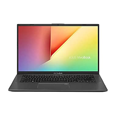 ASUS VivoBook F412DA 14″ Laptop – AMD Ryzen 5 – 1080p 8GB DDR4 RAM 256GB SATA Solid State Drive Backlit Chiclet Keyboard