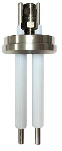 Lumenite 2DCF3M-START Milk Tester Sanitrode with 3 Tri-Clamp Cap Lumenite Control Technology Inc.