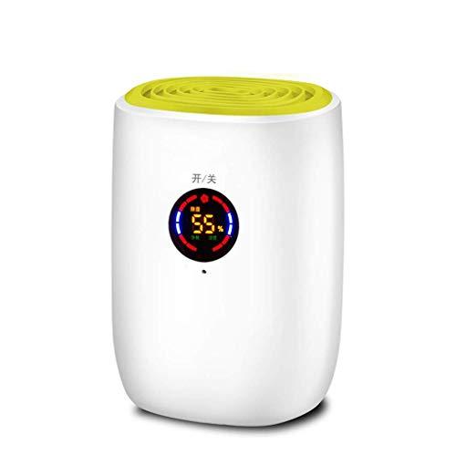 %17 OFF! GGRYX Mini Dehumidifier, Electric Dehumidifier Compact Portable Ultra Quiet, Air Dehumidifi...