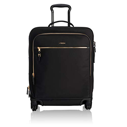 Tumi Voyageur Tres Leger Continental Carry-On Hand Luggage, 56 cm, 49 liters, Black