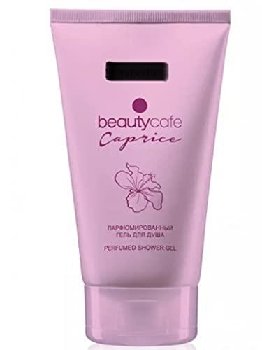 Gel de ducha perfumado femenino Beautycafe Caprice