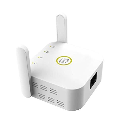 puissant Répéteur LYzpf Amplificateur de signal répéteur WiFi 2,4 GHz 300 Mbit / s Portée étendue sans fil…