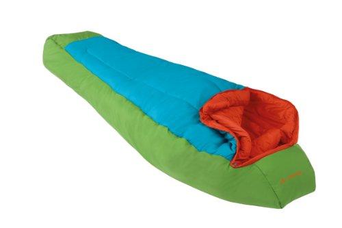 VAUDE Kinderschlafsack Dreamer Adjust 350 S, Kunstfaserschlafsack, bis 140cm Körpergröße
