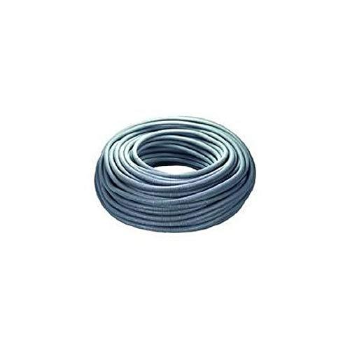 Janoplast JAN100590 - Tubo Corrugado ICTA (25 m, con pasacables, 16 mm de diámetro)