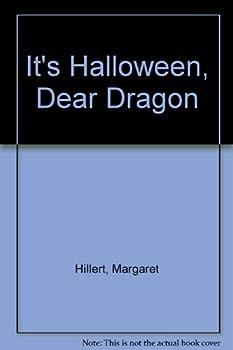 Hardcover It's Halloween, Dear Dragon Book