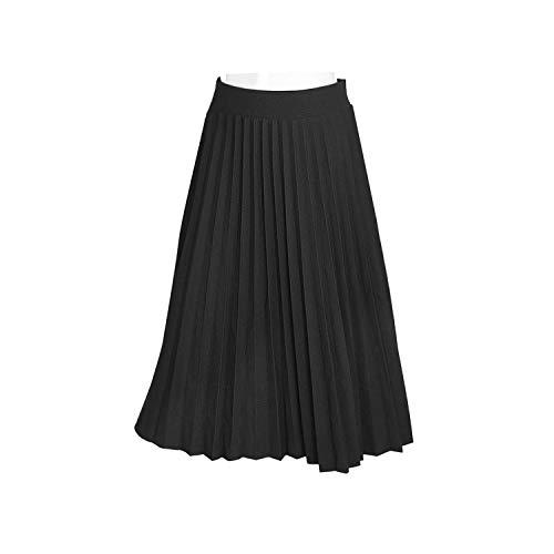 kylebetter2 Faldas de Mujer Alta Calidad Primavera Otoño Verano Estilo Falda Plisada de Mujer Moda…