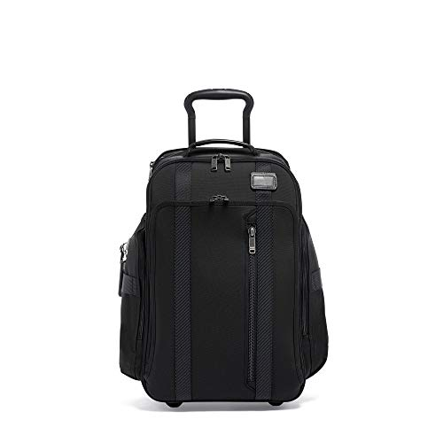 TUMI - Merge Wheeled Backpack - 15 Inch Laptop Carry-On Rolling Bag for Men and Women - Black