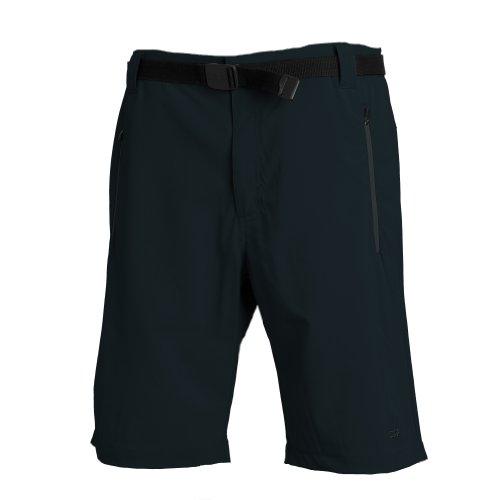 CMP Outdoor Bermuda Stretch Pantalon Homme, Anthracite, 48