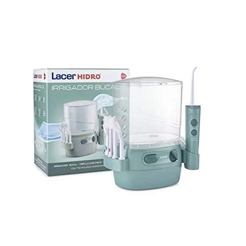 Lacer Hidro Irrigador Bucal Electrico 500 G, Azul