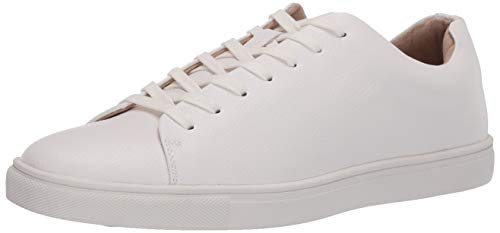 Unlisted by Kenneth Cole Men's Stand Sneaker, White, 7.5