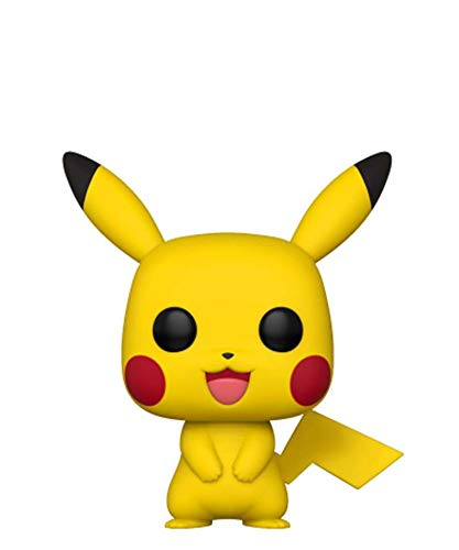 Funko Pop! Pokémon - Games - Pikachu #353