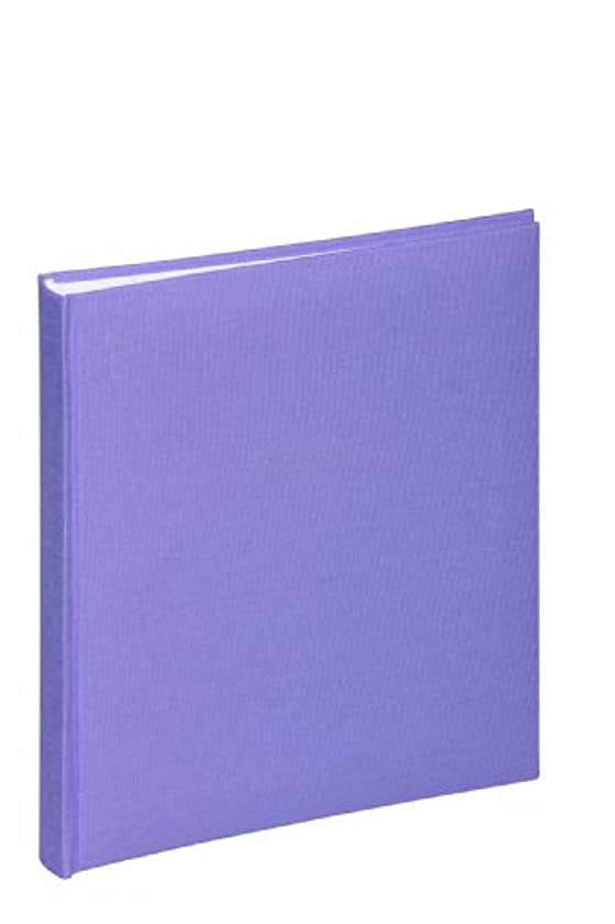 Pagna 10804-33 Photo Album 210 X 250 Mm / 40 Pages Linen Cover / White Mounting Paper Lilac