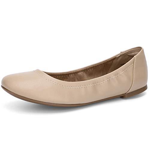 Top 10 best selling list for ladies beige flat shoes