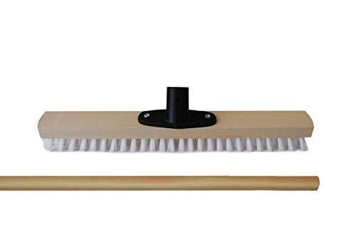 Schrubber PPN 40 cm weiss mit Stielhalter (1 Stück, MIT Stiel)