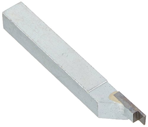 Micro 100 GS-038002 Brazed Groove Tool Square Shank Diameter