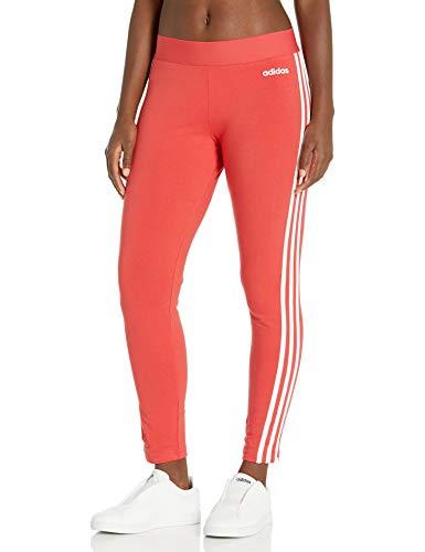 adidas Damen Essentials 3-Stripes Tights Strumpfhose, Tech Indigo/White, Medium
