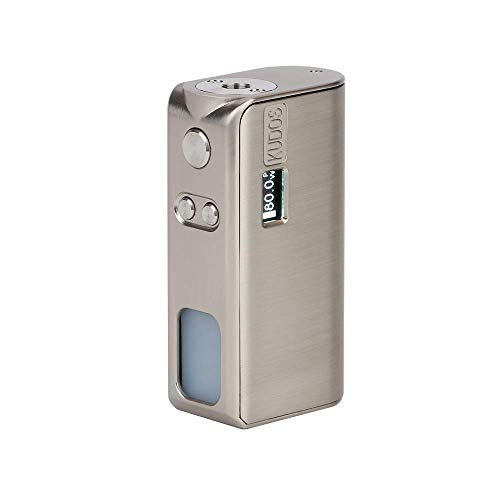 Hippovape Kudos 80W Squonker MOD Power by one 18650 Battery with Water-Proof Chipset, No e Liquid, No Nicotine