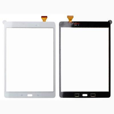YuYue Sostituzione Touch Screen Digitizer per Samsung Galaxy Tab A 9.7 SM-T550 SM-T551 SM-T555 T550 9.7 Bianco