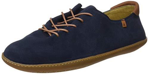 El Naturalista El Viajero, Zapatos de Cordones Brogue Unisex Adulto, Azul (Ocean Ocean), 43 EU
