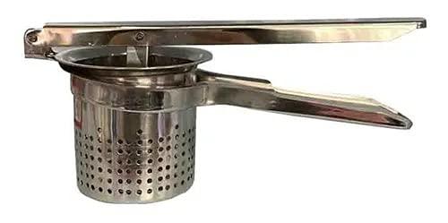 Amassador Espremedor De Batatas Aço Inoxidável
