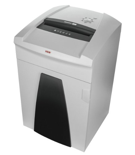 Find Cheap HSM SECURIO P40s 1/4-Inch, 58-60 Sheet, Strip-Cut,  40-Gallon Capacity Shredder