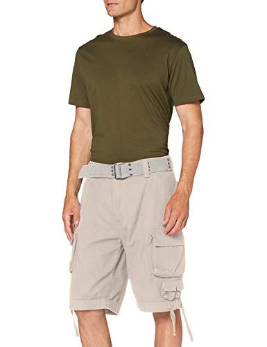 Brandit Savage Vintage Gladiator Short Old White XL
