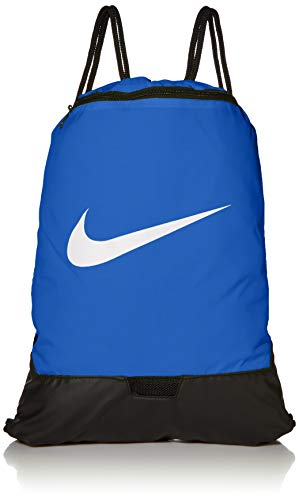 NIKE Nk Brsla Gmsk-9.0 Bolsa Deportiva, Unisex Adulto, Azul (Game Royal/Game Royal/White),...