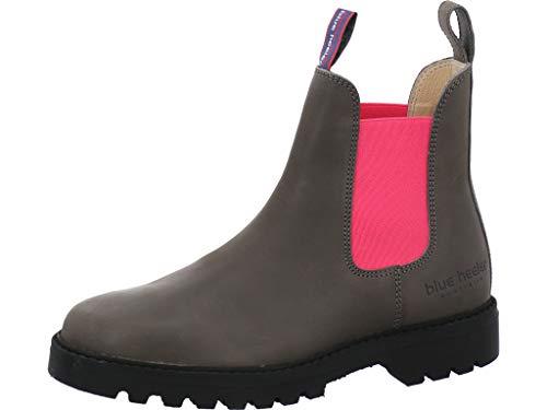 Blue Heeler Jackaroo Chelsea-Boots, Grau