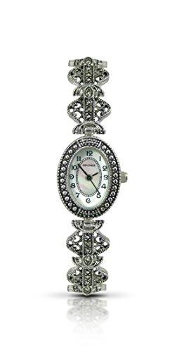 Sekonda 4978.27 - Reloj de mujer de cuarzo, correa de acero